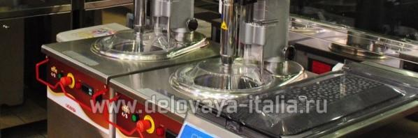 Оборудование для производства свежего итальянского мороженого