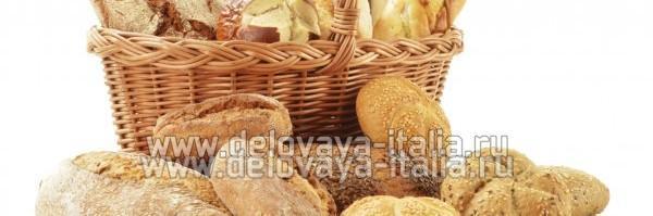 итальянского хлеба - Деловая Италия