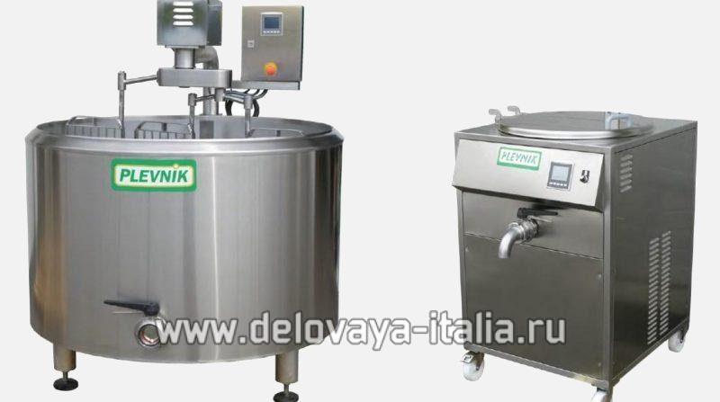 Итальянское оборудование для сыроварен и производство итальянских сыров