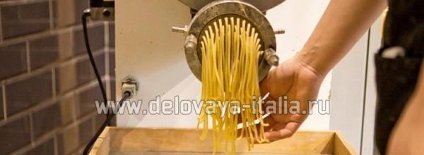 Оборудование для производства пасты- Delovaya Italia