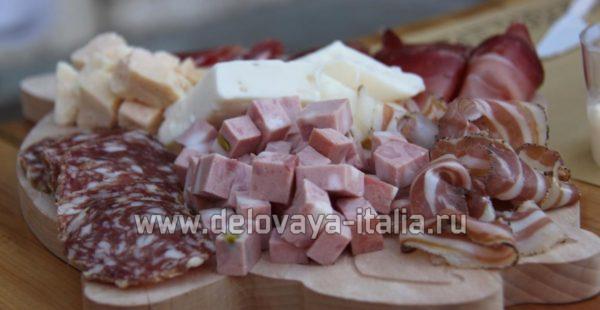 Деловая Италия Секреты итальянской кухни