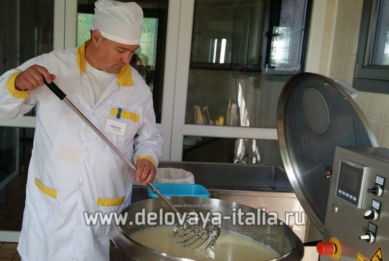 Италия : курсы сыроделия