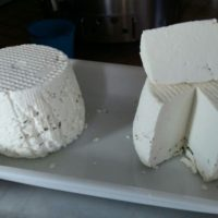 Козий сыр:сэйраз