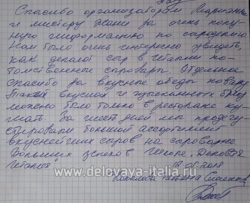 Татьяна Копылова Москва