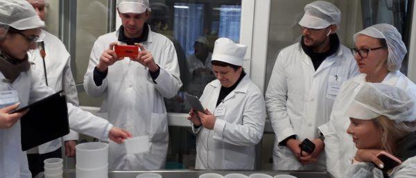 Профессионально бучение в Италии.Оборудование для пищевой отрасли